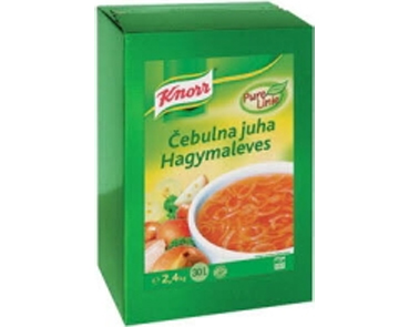 Knorr Pure Linie Hagymaleves 2,4kg